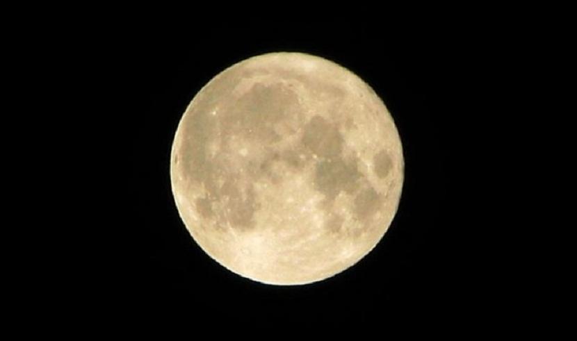 luna llena o nueva