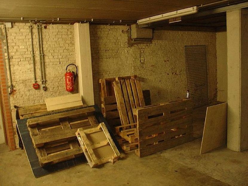 crea un huerto con palets de madera