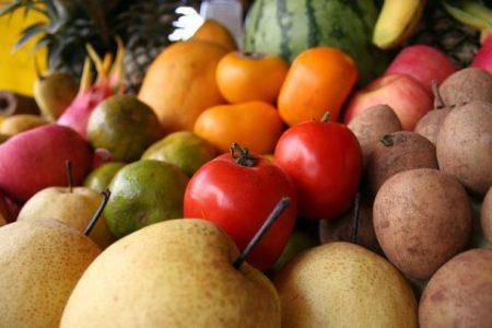 Caracteristicas generales de las frutas