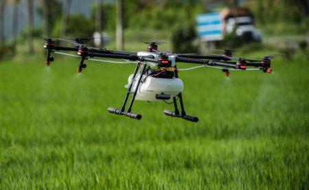 Seis formas en que los drones estan revolucionando a la Agricultura