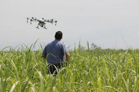 La agricultura inteligente o Smart Farming