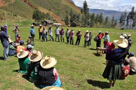 Papel de la mujer en la agricultura y el desarrollo agricola
