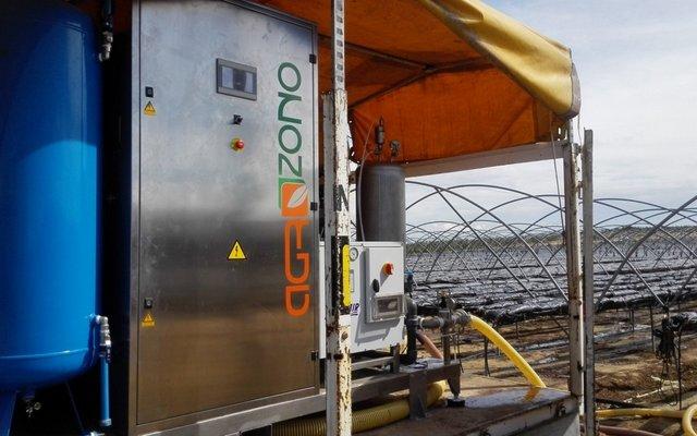 tratamiento desinfeccion suelo ozono 2