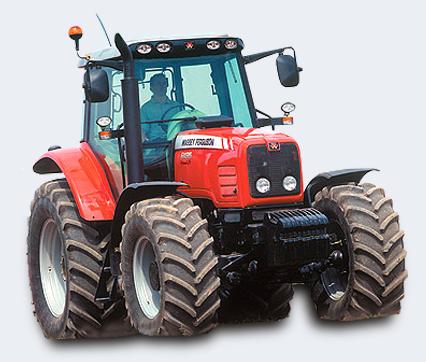 Clasificacion de los tractores agricolas