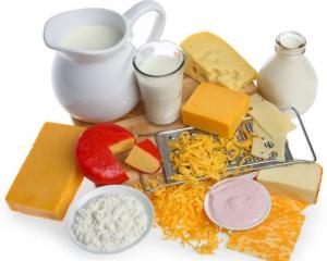 como se clasifican los productos lacteos